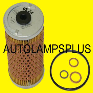 Image Is Loading Mercedes W201 Oil Filter Kit 190e 2 3