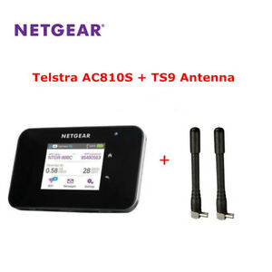 Details about UNLOCKED Netgear Aircard AC810S 4G LTE Cat11 Mobile Hotspot  600Mbps WiFi Router