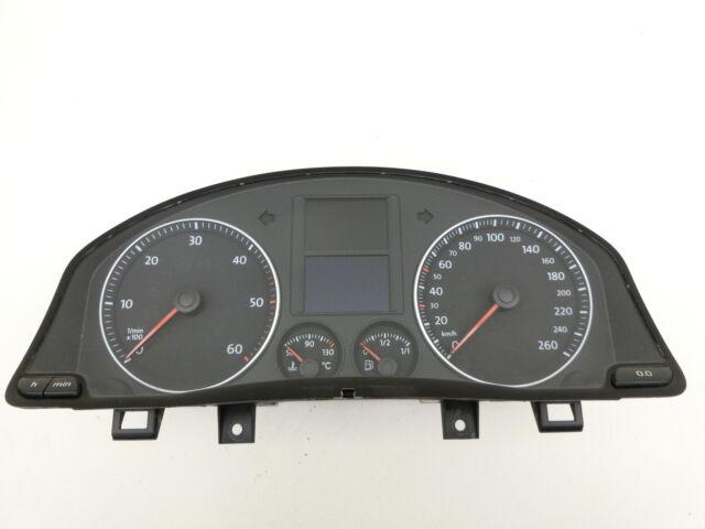 Instrumento combinado velocímetro para VW Golf V 1K 03-08 1K0920861M