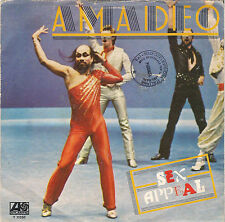 DISCO 45 Giri  AMADEO - Sex Appeal // Dance The Funky Boogie
