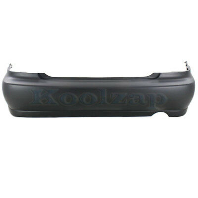 Plastic Primed For IS300 01-05 Rear Bumper Cover