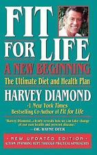 Fit for Life: A New Beginning by Harvey Diamond, Good Book
