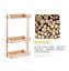 2-3-Tier-Wooden-Kitchen-Spice-Jars-Rack-Holder-Shelves-Storage-Free-Standing-NEW thumbnail 1