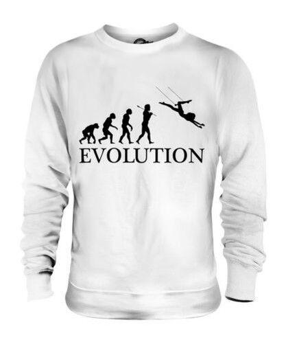 Fliegend Trapez Evolution des  Herrenchen Unisex Pullover Herren Damen Geschenk