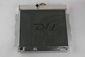 """3 Row Radiator For 1963-1969 Dodge Dart/Charger/Mopar Cars Plymouth Fury 22""""Wide"""