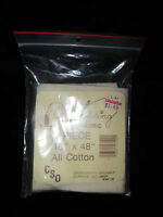 Vintage Candlewicking Fabric - 18 X 48 - All Cotton - In Package