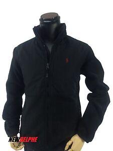 NWT Polo Ralph Lauren Men's Pony Denali Fleece Jacket ...