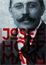 Fachbuch Josef Hoffmann, Selbstbiographie über sein Schaffen, Leben und Werk NEU