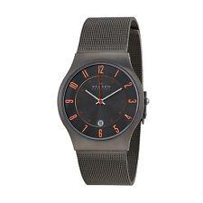 Skagen 233XLTTMO Grenen Denmark Men's Slim Titanium Watch - RRP £ 139