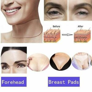 Silicone-Anti-Wrinkle-Neck-Chest-Aging-Reusable-Transparent-Pads-Body-Face-Care