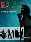Jazz Standards for Vocalist: Bass by Alfred Publishing Co., Inc. (Paperback / softback, 2008)