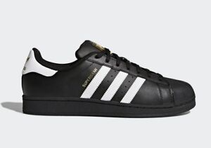 lowest price 91dd2 56005 Image is loading Adidas-Originals-Men-039-s-SUPERSTAR-FOUNDATION-Shoes-