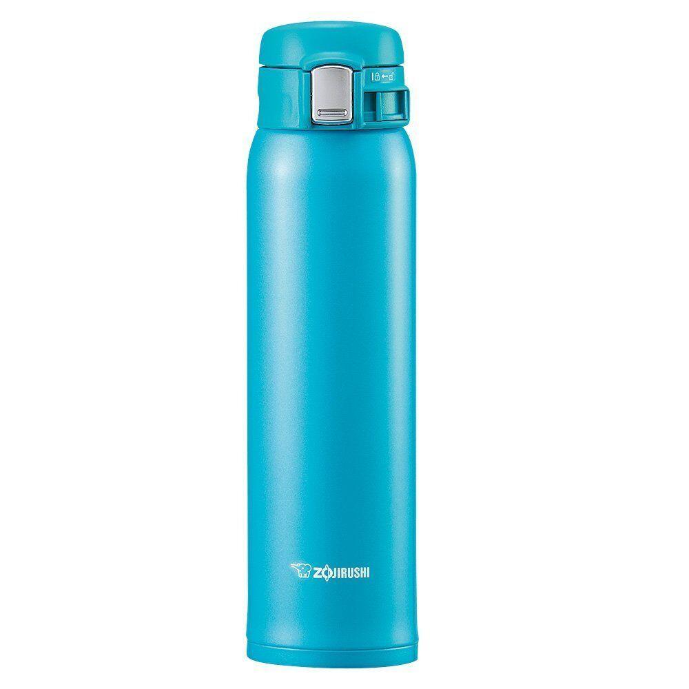 New Zojirushi SM-SC60-AV Stainless Thermos Mug Bottle 0.60L ,turquoise bluee