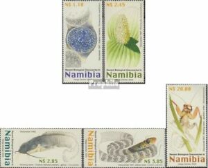 complete.issue. Unmounted Mint / Never Hinged 20 Southwest 1097-1101 Practical Namibia