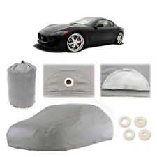 Maserati GT Granturismo 6 Layer Car Cover Fit Water Proof Outdoor Rain Sun Dust