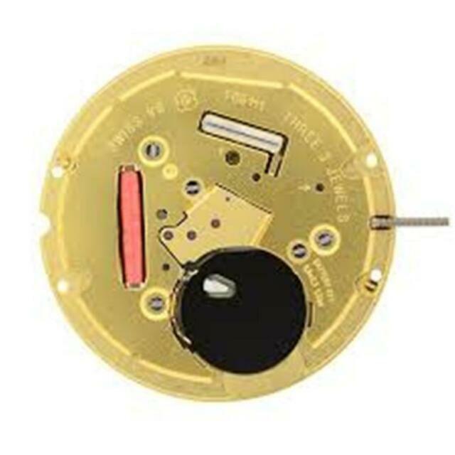 ETA F06.111 Quartz Wristwatch Movement with Date Tested /& Running ESA