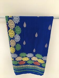 4 Sets Of Same Sari Saree Collection Gently Used As Wall Event Decoration Ebay