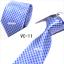 Classic-Red-Black-Blue-Mens-Tie-Paisley-Stripe-Silk-Necktie-Set-Wedding-Jacquard thumbnail 21