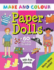Make and Colour Paper Dolls by Clare Beaton (Paperback, 2000)