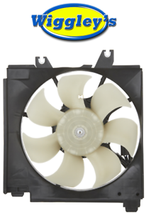 CONDENSER FAN ASSEMBLY ADG109MA FITS 95 96 97 98 99 DODGE//PLYMOUTH NEON