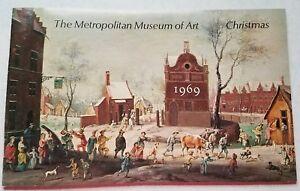 1969-Metropolitan-Museum-of-Art-Christmas-Catalog-Cards-Sculptures-Jewelry