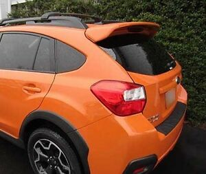 Un Painted Rear Hatch Spoiler For Subaru Xv Crosstrek Fits