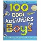 100 Cool Activities for Boys by Rennie Brown (2011, Paperback)