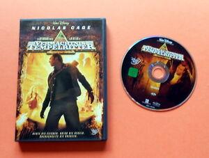 Das Vermächtnis der Tempelritter - Nicolas Cage - Sean Bean - DVD - Deutschland - Das Vermächtnis der Tempelritter - Nicolas Cage - Sean Bean - DVD - Deutschland