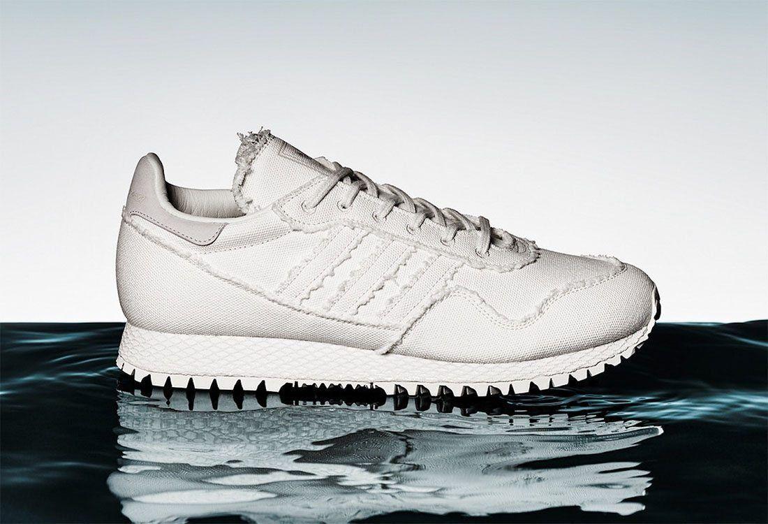 Adidas NUEVO YORK ARSHAM CM7193 blancoo Totalmente Nuevo En Mano