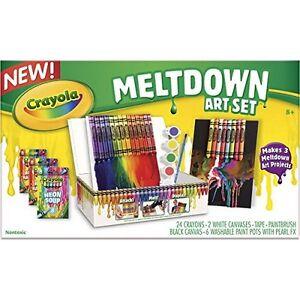 Crayola 52-0022 Crayon Meltdown Set NEW