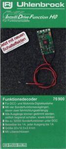 Uhlenbrock-76900-IntelliDrive-Funktions-Decoder-mit-neuen-Schalteffekten