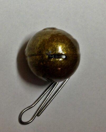 5-10  Jigkopf  Bleikopf Bleikugel für Gummifische Angelblei  Cheburaschka