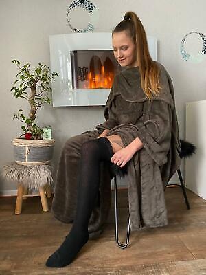 Flanelldecke Mit Ärmeln Kissenhülle TV Decke Fleecedecke Sofadecke Kuscheldecken