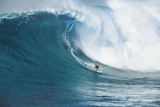 LET'S GO SURFING - BIG WAVE POSTER 24x36 OCEAN SPORTS 1389