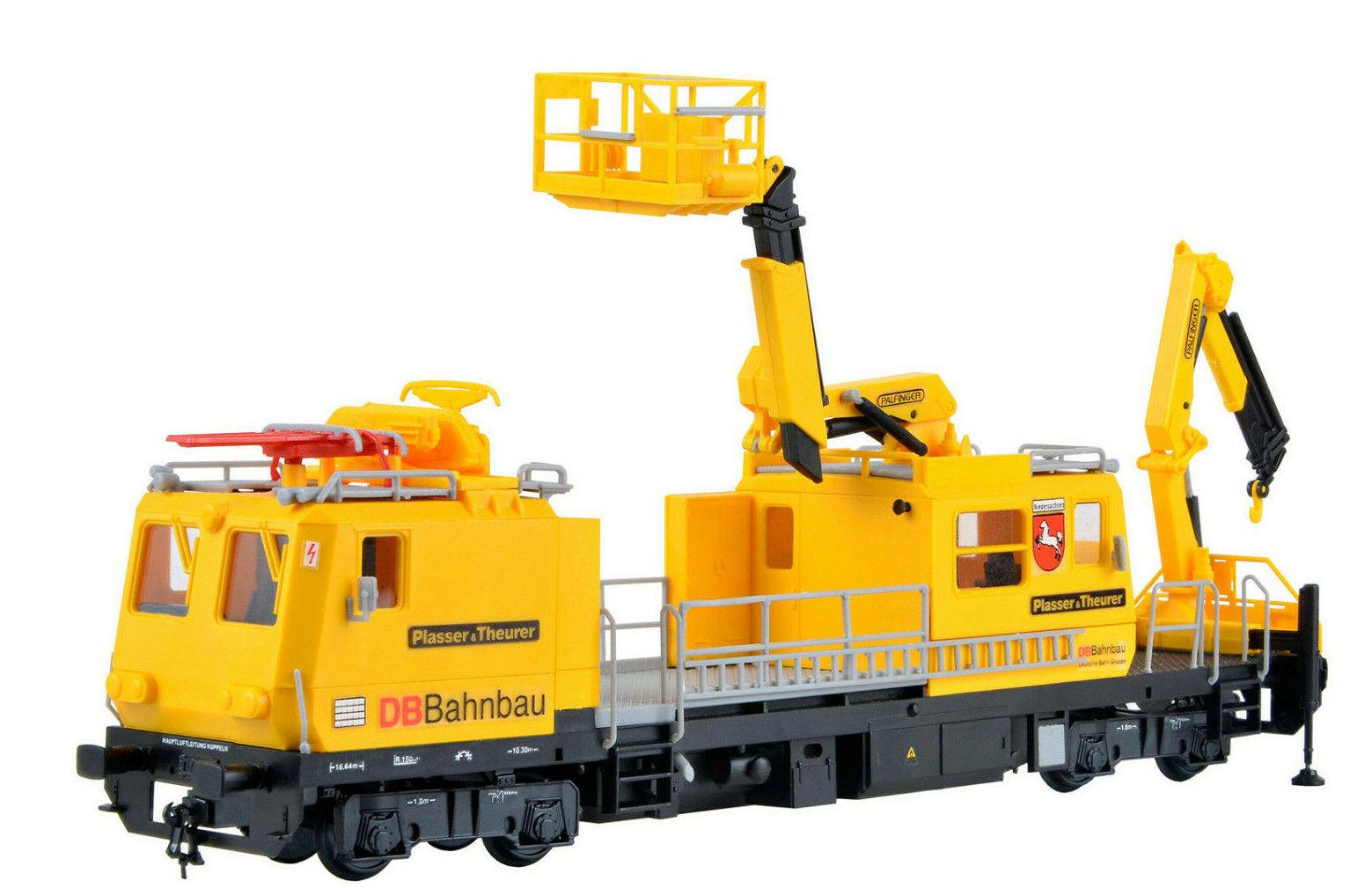 Kibri 16080 motor Cochero de torre construcción ferroviaria de MTW 100.083 1 DB, Kit, H0