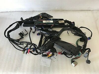 OEM Harley-Davidson Softail Main Wiring Harness W/ ABS 70238 ... on