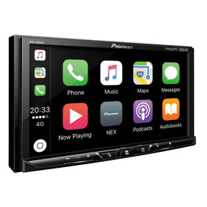 Pioneer-MVH-2300NEX-7-034-Digital-Media-Receiver-w-Apple-CarPlay-Android-Auto-Waze