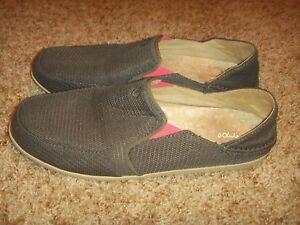 Olukai Waialua Mesh Flat Shoe Loafer