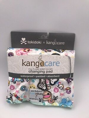 F1 Tokidoki x Kanga Care Changing Pad TokiCorno