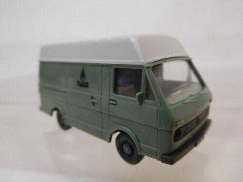 eso-3740 Wiking 1:87 VW LT GAS mit minimale Gebrauchsspuren