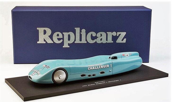 Entrega directa y rápida de fábrica RepliCochez RepliCochez RepliCochez 1959 Mickey Thompson Challenger 1 Land Speed Coche 1 18  barato y de alta calidad