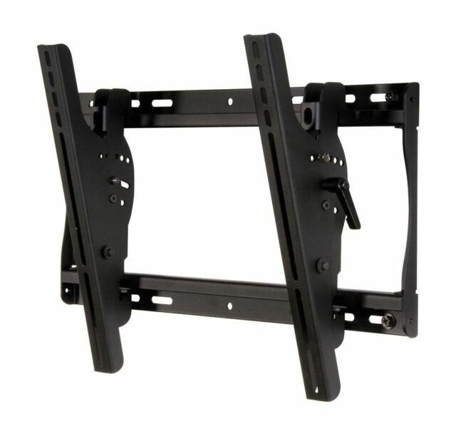 Peerless Tilting wall mount for LCD screens 32 - 60 Maximum weight 68Kg - Black