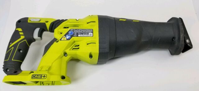 Nh Ryobi 18 Volt One Cordless Reciprocating Saw Tool Only P516