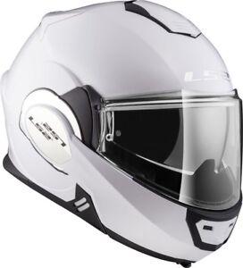 Klapphelm-ls2-ff399-Valiant-glossy-white-blanc-brillant-Taille-XL