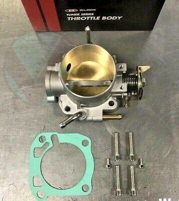 Blox Racing BXIM-00214 CAST ALUMINUM THROTTLE BODIES