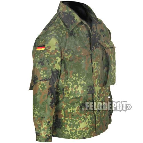 Leo Köhler KSK Einsatzkampfbluse BW Flecktarn Bundeswehr Spezialkräfte