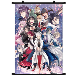 Hot Yaoi Anime K project Wall Poster Scroll Cosplay 2891