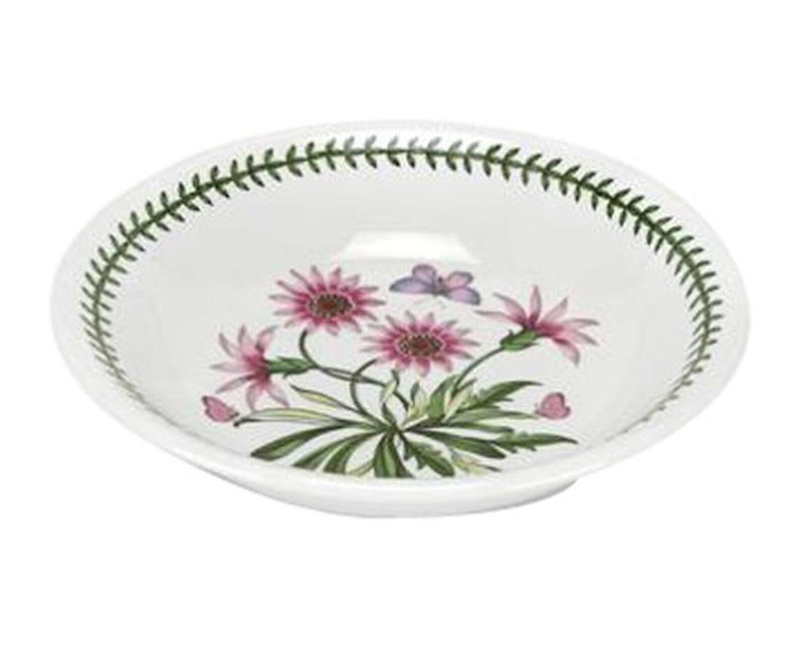 Portmeirion Botanic Garden Pasta Bowl, Various Motif - set of 6, Dia.20cm