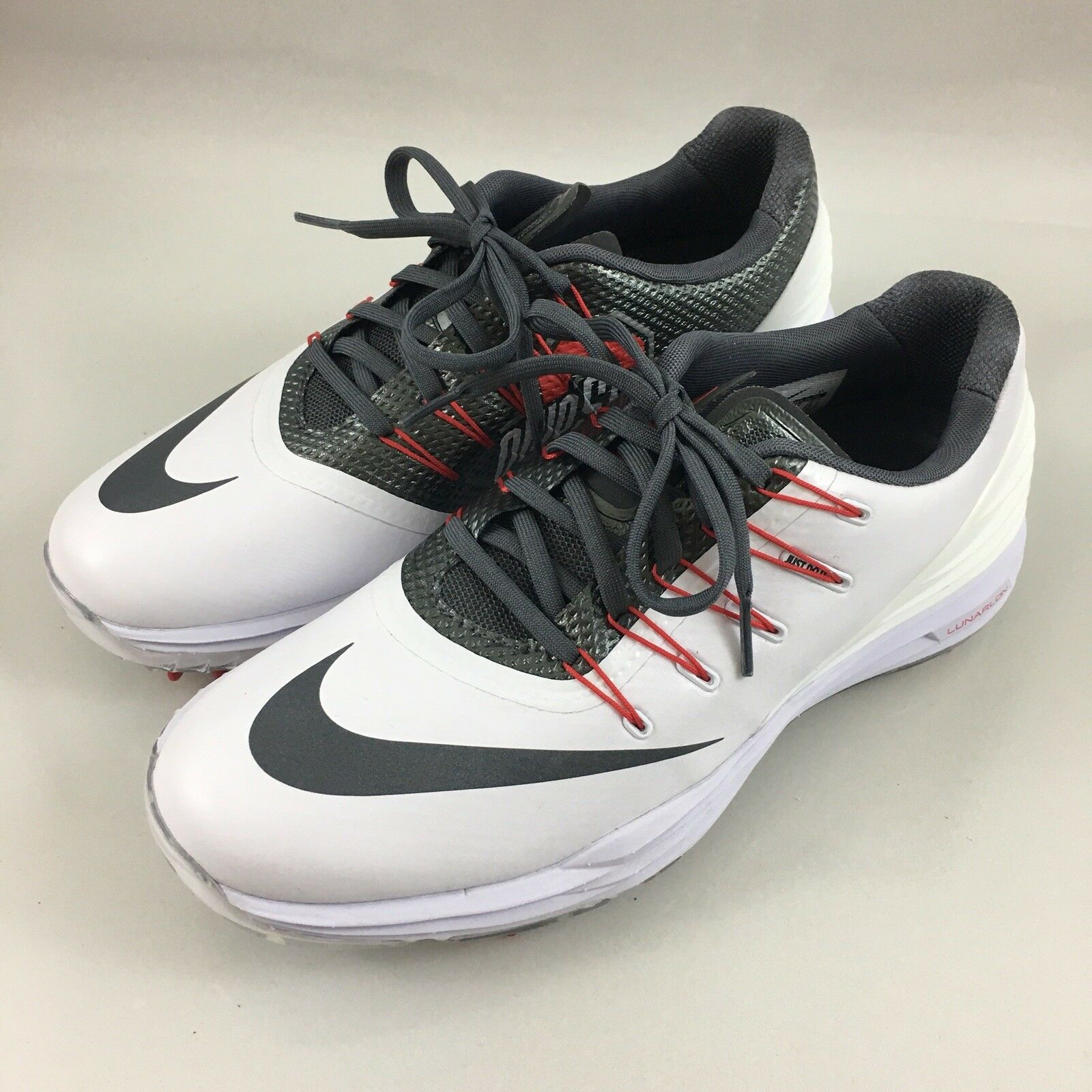new arrival 0b884 c266a ... Nike Lunar Golf Lunar Nike Control 4 College (Ohio State) shoes  838116-104 ...