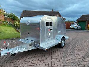 Teardrop caravan trailer perfect for VW camper T5 T6. 1000kg amazing spec!